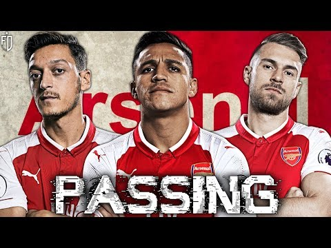 Video: How To Pass Like Arsenal! | FDFC