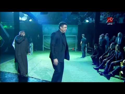 محمد هنيدي أفضل لاعب في العالم متفوقا على رونالدو وروبرتو كارلوس