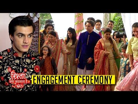 Naira & Kartik ENGAGEMENT Ceremony | Yeh Rishta Ky
