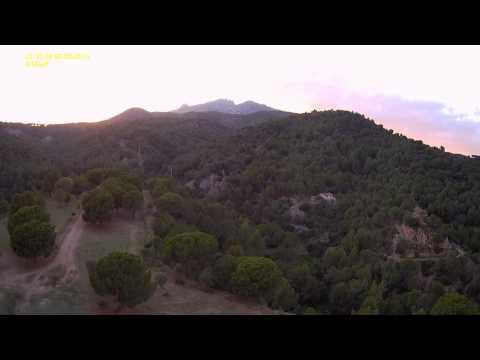 Olesa de Montserrat Drone Video
