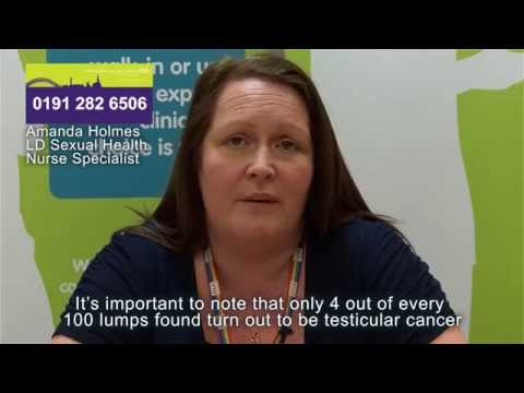 Testicular Self Examination Tutorial Hearty Lives Gateshead