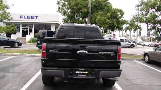 black 2011 Ford F150 Raptor Crewcab
