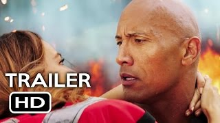 Nonton Baywatch Official Trailer #1 (2017) Dwayne Johnson, Zac Efron Comedy Movie HD Film Subtitle Indonesia Streaming Movie Download