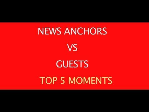 Debate Or Boxing Ring? News Anchors Vs Guests