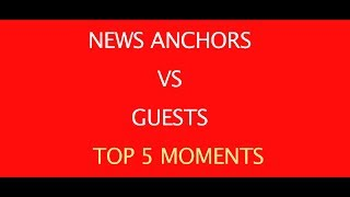 Prime time debates on Indian news channels are getting louder and louder. From Arnab Goswami to Rahul Kanwal to Zakka Jacob to Nidhi Razdan, news anchors are getting increasingly combative with their guests. BOOM has compiled a list of top 5 moments on news channels where the anchor asks their guests to leave the show after a heated argument. Share your comments.Subscribe here: https://goo.gl/GHXtS1Follow us on Twitter: @boomlive_inLike us on: facebook.com/boomnews