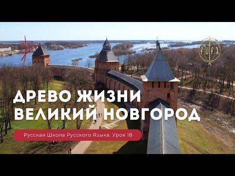Русская школа русского языка урок 18