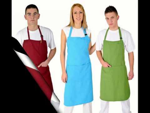Mandiles de trabajo videos videos relacionados con for Mandiles de cocina originales