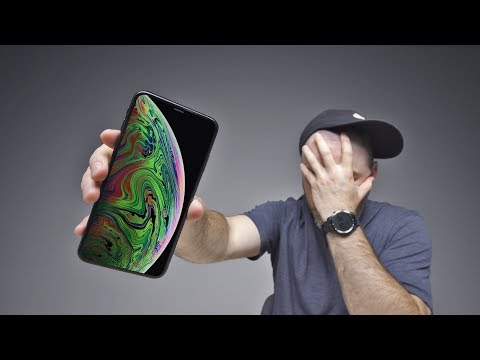 I'm Switching To The iPhone XS Max... (видео)