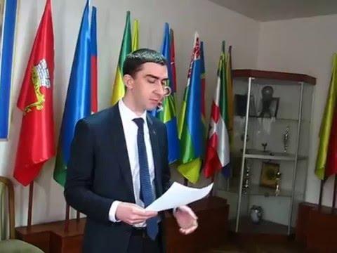 Володимир Ковальчук покинув кабінет голови обласної ради [+ВІДЕО]