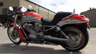 6. 2007 Harley-Davidson SCREAMIN EAGLE V-ROD VRSCX