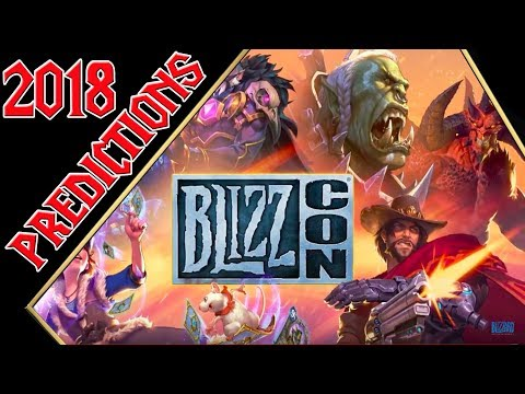 blizzcon 2018 preview
