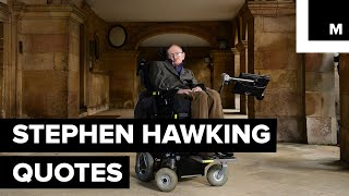 Video Here are some of Stephen Hawking's most inspirational quotes MP3, 3GP, MP4, WEBM, AVI, FLV Juni 2018