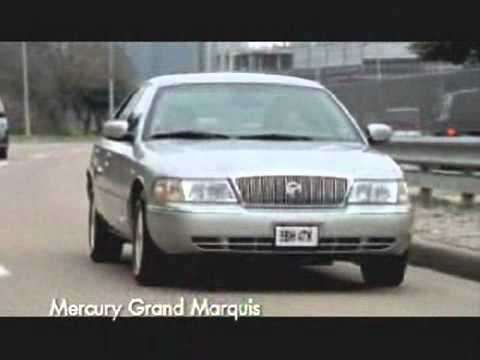 Lincoln Mercury Grand Marquis