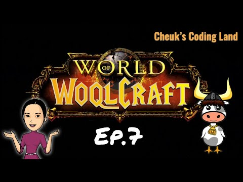 World of WoqlCraft - Ep.7 My Frist Graph Visualization with TerminusDB