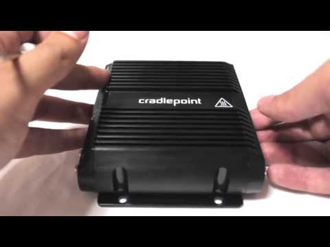 CradlePoint COR IBR1100 Router