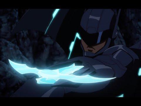 Batwing arrives | Batman: Bad Blood