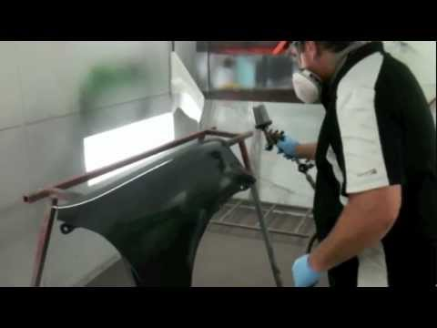 0 Matte Black   How To Prep and Spray Matte Black Paint Video Series