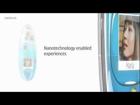 Video: Nokia HumanForm Kinetic Smartphone Concept
