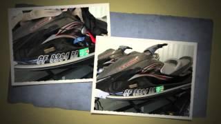 8. 2007 Yamaha Waverunners VX Cruisers