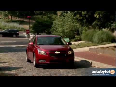 2012 Chevrolet Cruze: Video Road Test & Review