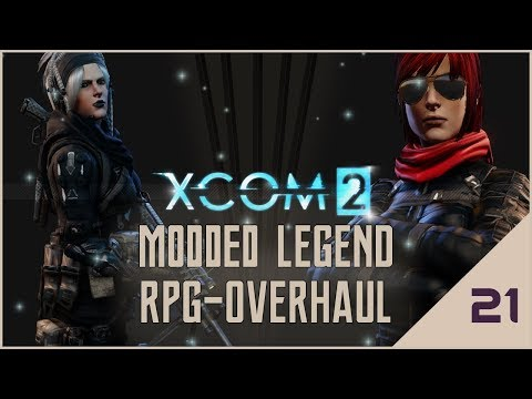 XCOM 2 - RPG Overhaul Legend 21: Grim!