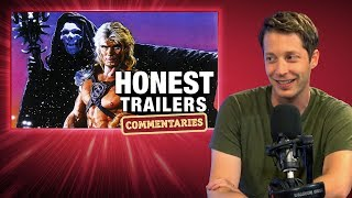 Honest Trailers Commentary | Masters of the Universe (1987) by Screen Junkies