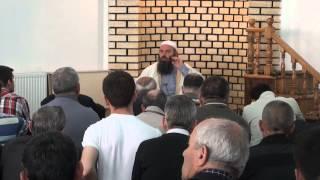 Kuptoje obligimin ndaj Allahut - Hoxhë Bekir Halimi