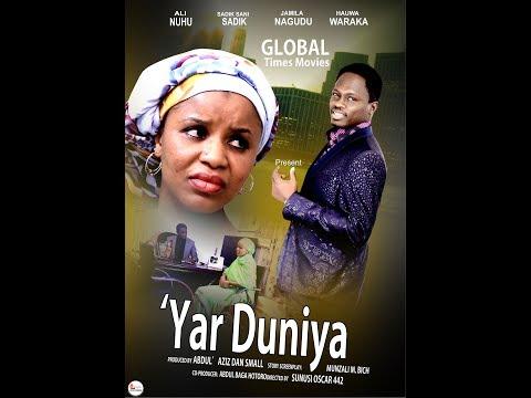 'YAR DUNIYA 1&2 LATEST HAUSA FILM