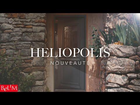 Découvrez la nouveauté Bel'M : la porte d'entrée Heliopolis