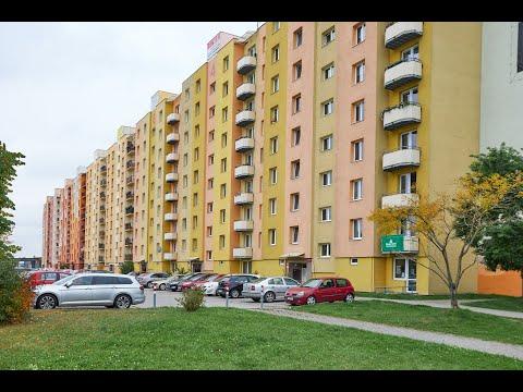 Video Prodej 1+1, 30 m², České Budějovice - M. Horákové