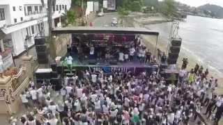 Video color party and run party 2015 Jayapura MP3, 3GP, MP4, WEBM, AVI, FLV Juli 2018