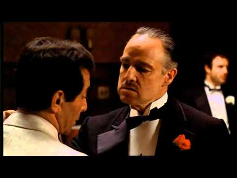"""I'm gonna make him an offer he can't refuse"""