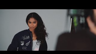 Vashtie's second collaboration with PUMA is an evolution of her previous line, drawing particularly on street and soccer wear. The footwear designs include two hero silhouettes, R698 and the States Mid. The classic R698 has been reinvented with a futuristic liquid gold effect creating an exclusive statement piece. The States however have maintained its classic design whilst Vashtie has injected her playful style with exciting textures and colour-ways.  The apparel's clever balance of street and soccer sportswear provides an edgy 'sports luxe' range reflective of Vashtie's own unique style. The Vashtie Soccer Jersey is a '90s twist on a current trend, while Vashtie Tank uses PUMA archive branding to create a classic look. PUMA x Vashtie have reinvented the basketball short through a high-rise waist, giving them a feminine feel. Vashtie's leggings, with their choice of all over prints, are the essence of the collaboration; taking iconic pieces and recreating them with a streetwear twist.   Shot by Andrew Green Photographer: Eli SchmidtHair: Illy LussianoMakeup: Tai LotsonStyling: Ian BradleyShop #PumaxVashtie: http://bit.ly/1K3ZxmQFollow VashtieFacebook: https://www.facebook.com/vashtie.kolaTwitter: http://Twitter.com/VashtieInstagram: http://Instagram.com/VashtieTumblr: http://Vashtie.tumblr.comSoundcloud: https://soundcloud.com/vashtieWebsite: http://Www.vashtie.com Follow Violette New YorkFacebook: http://Www.facebook.com/violettenewyorkTwitter: http://Www.twitter.com/violettenewyorkInstagram: http://Instagram.com/violettenewyorkTumblr: http://violettenewyork.tumblr.com/Website: http://Violettenewyork.com