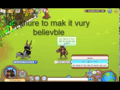 How to Scam On Animal Jam