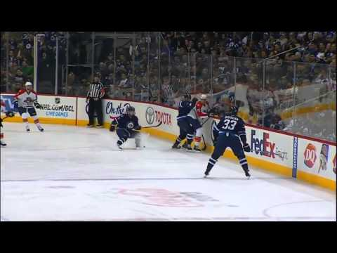 Winnipeg Jets 2013 Season Highlights (Part 1)