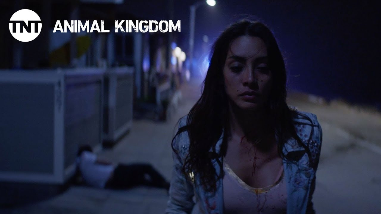 Animal Kingdom: Baz Gets Left For Dead and Cops - Season 2, Ep. 13 [CLIP] | TNT