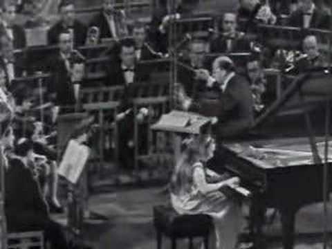 Prokofiev - Piano Concerto No.1 - Tchaikovsky competition 1970