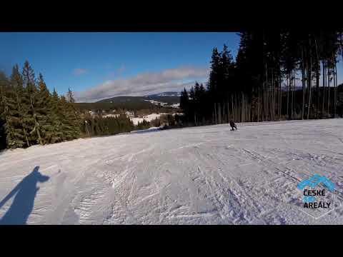 Ski Zadov modrá 1 2017