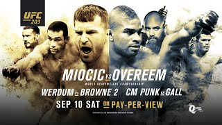 Nonton Ufc 203  Miocic Vs Overeem   Extended Preview Film Subtitle Indonesia Streaming Movie Download