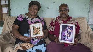 Semesa Rokoduguni's Fijian Parents Overjoyed By England Call Up