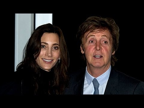 Paul McCartney Marries Nancy Shevell; Former Beatle Weds American Trucking Heiress