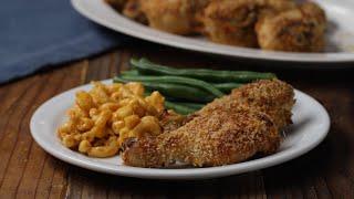 Easy Smoky Oven Fried Chicken •Tasty by Tasty