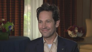 Video Ant-Man and the Wasp: Paul Rudd (Full Interview) MP3, 3GP, MP4, WEBM, AVI, FLV November 2018