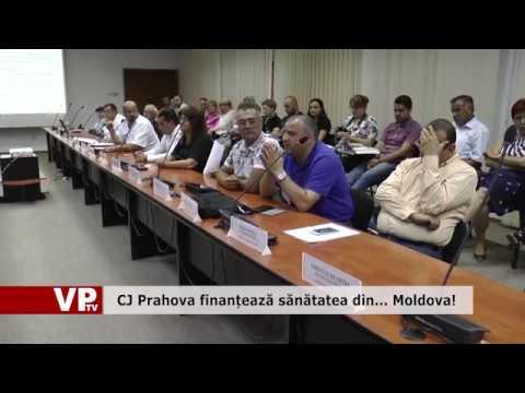 CJ Prahova finanțează sănătatea din… Moldova!
