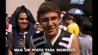 Venda de ingressos para o jogo entre Flamengo e Santos tem causado muitos problemas para os torcedores.