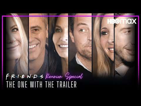 FRIENDS Reunion Special (2021) Trailer   HBO MAX