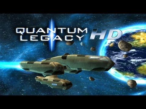 Quantum Legacy HD Developer Trailer