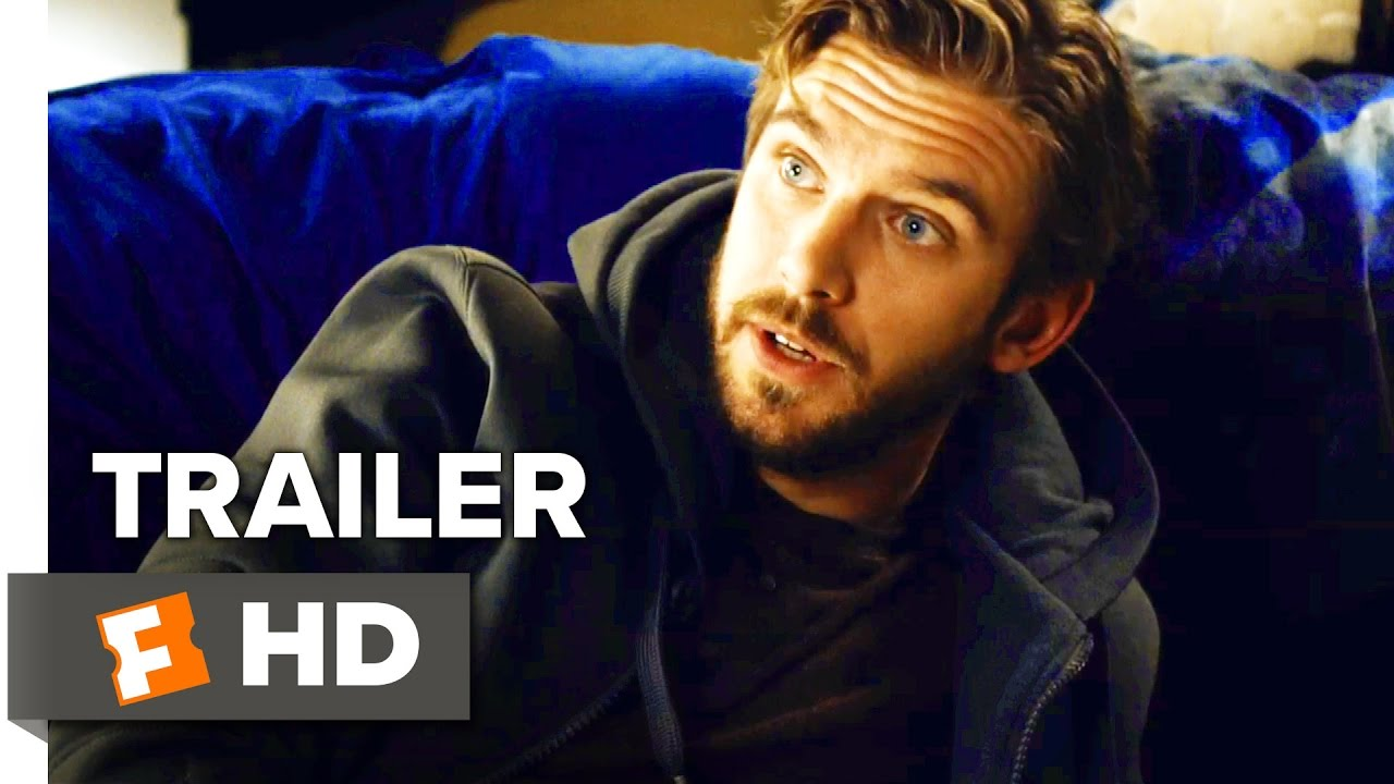 Worlds will Collide. The Technology Designed to Save Us Now Threatens to Destroy Us in Sci-Fi Thriller 'Kill Switch' (Trailer) Starring Dan Stevens