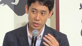 真木よう子、大泉洋、大谷亮平、鄭義信監督/映画『焼肉ドラゴン』大ヒット祈願イベント