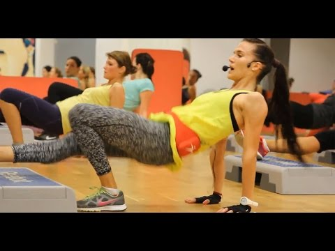 FAT BURN EXTREME – Marta Nowacka w Top-Gym Fitness